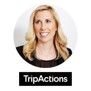 Meagen Eisenberg - Chief Marketing Officer - TripActions. 2019 SaaS Award Winner at APPEALIE