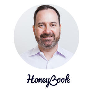 Dan Visnick - Chief Marketing Officer - HoneyBook - 2019 SaaS Award Winner