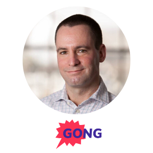 Udi Ledergor - VP Marketing - Gong - 2019 SaaS Award Winner