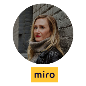 Barbra Gago - Chief Marketing Officer - Miro - 2019 SaaS Award Winner