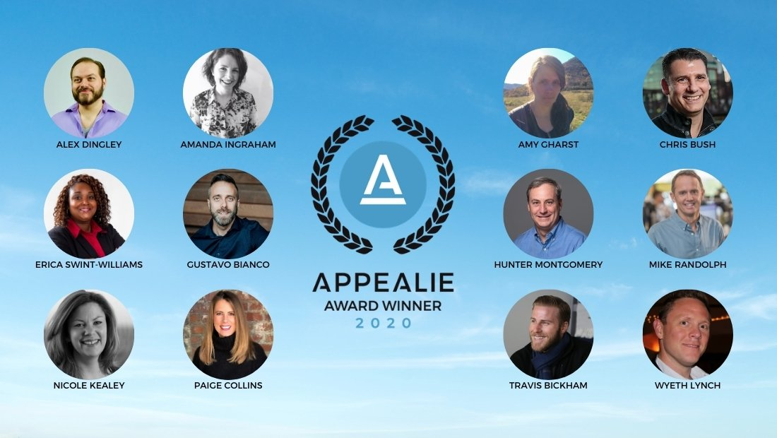 Software Leadership Award Announcement by APPEALIE SaaS + Software Awards
